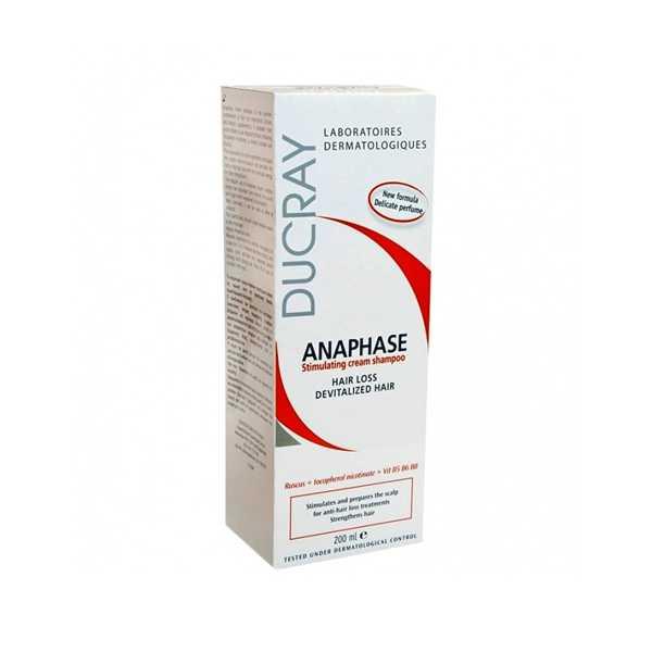 Ducray Anaphase Stimulating Cream Shampoo 250ml 4c76df87338