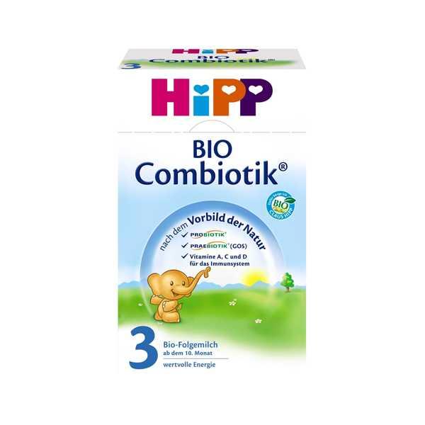 5032b3964c0 Hipp Γάλα Bio Combiotic 3 600gr (4062300155220)